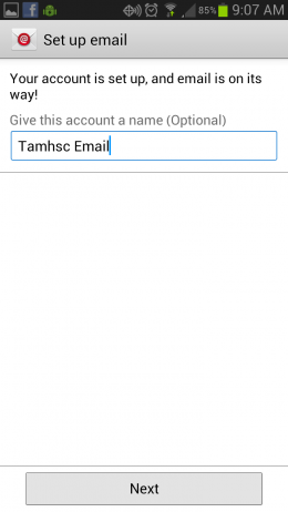 Android Email pic 7